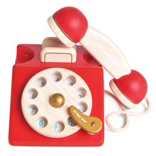 Load image into Gallery viewer, LE TOY VAN Vintage Phone by LE TOY VAN - Mini Pop Style