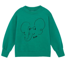 Load image into Gallery viewer, BOBO CHOSES Elephant Sweatshirt by BOBO CHOSES - Mini Pop Style
