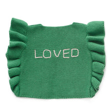 Load image into Gallery viewer, Oeuf Loved Vest // Green by Oeuf - Mini Pop Style