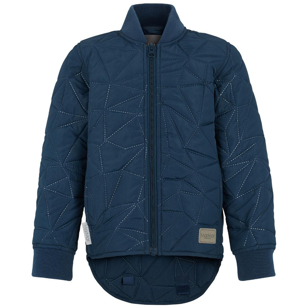 MarMar Orry Thermo Jacket // Navy by MarMar - Mini Pop Style