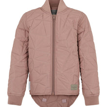 Load image into Gallery viewer, MarMar Orry Thermo Jacket // Twilight Mauve by MarMar - Mini Pop Style