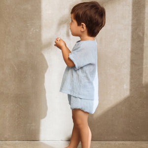 MarMar Pava Bloomers // Blue Stripe by MarMar - Mini Pop Style