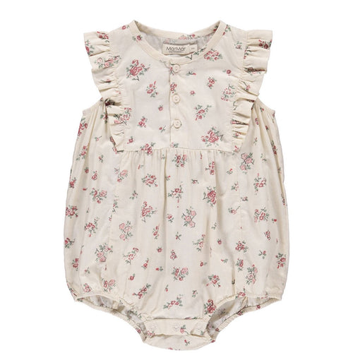 MarMar Rommy Frill Romper // Rosegarden by MarMar - Mini Pop Style