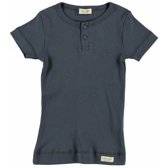 MarMar Tee Short Sleeve // Blue by MarMar - Mini Pop Style