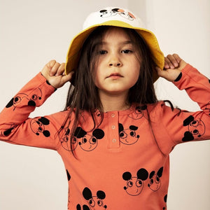 Mini Rodini Ritzratz Bucket Hat by Mini Rodini - Mini Pop Style