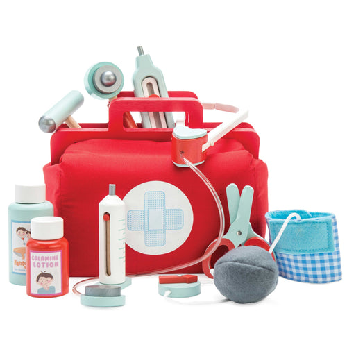 LE TOY VAN Doctor's Set by LE TOY VAN - Mini Pop Style