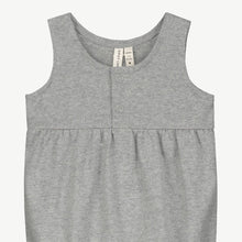 Load image into Gallery viewer, Gray Label Baby Summer Onesie // Grey Melange by Gray Label - Mini Pop Style