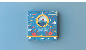 Londji Ocean animals Memory Game by Londji - Mini Pop Style
