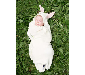 Oeuf Bunny Blanket // Indigo by Oeuf - Mini Pop Style