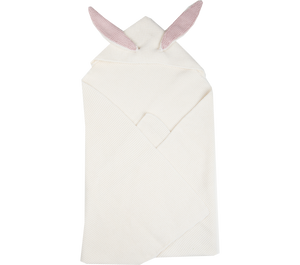 Oeuf Bunny Blanket // White by Oeuf - Mini Pop Style