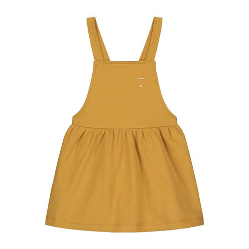 Gray Label Pinafore Dress // Mustard by Gray Label - Mini Pop Style