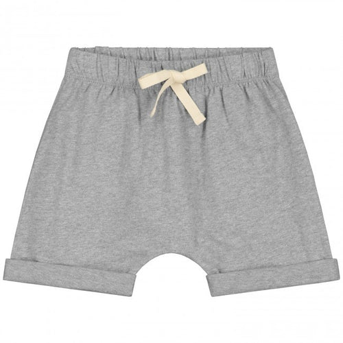 Gray Label Shorts // Grey Melange by Gray Label - Mini Pop Style