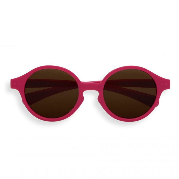 IZIPIZI PARIS Sunglasses Kids 12-36 Months // Candy pink - Mini Pop Style