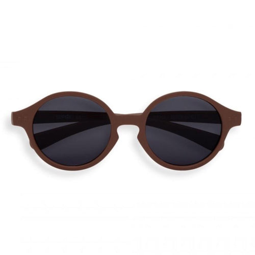 IZIPIZI PARIS Sunglasses Kids 12-36 Months // Chocolate by IZIPIZI - Mini Pop Style