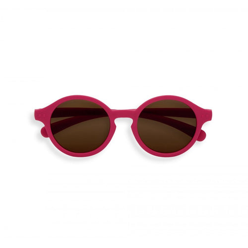 IZIPIZI PARIS Sunglasses Baby 0-12 Months // Candy pink by IZIPIZI - Mini Pop Style