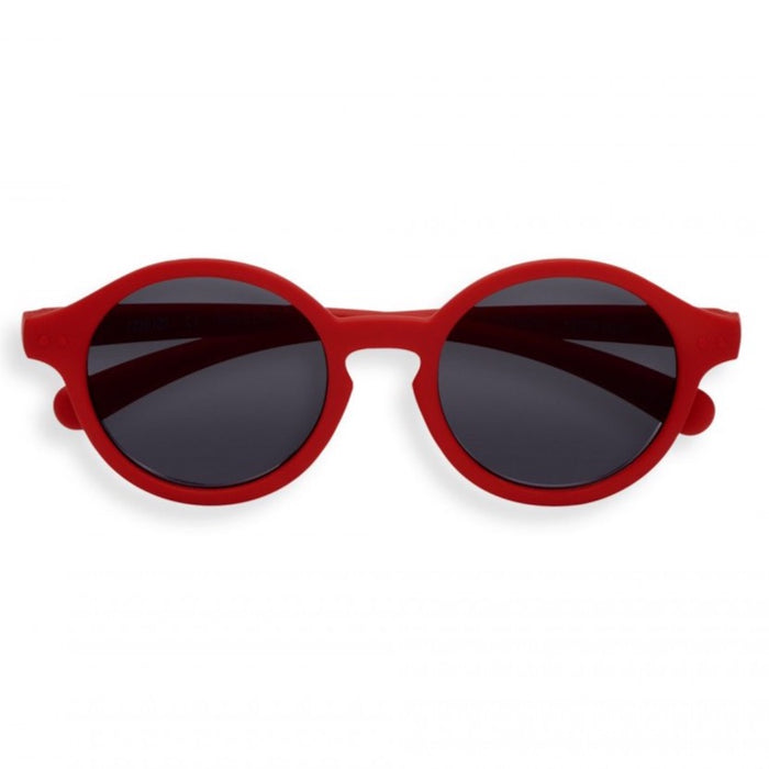 IZIPIZI PARIS Sunglasses Kids Plus 3-5 Years // Red by IZIPIZI - Mini Pop Style