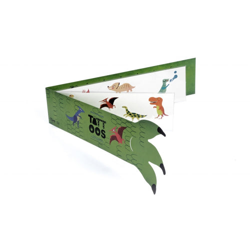 Londji Tattoos Dinosaurs by Londji - Mini Pop Style