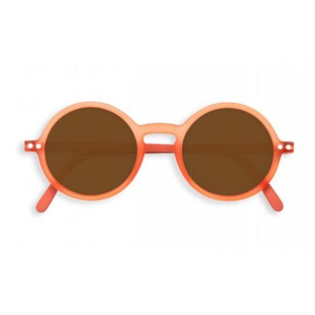 IZIPIZI PARIS Junior SUN #G Warm Orange by IZIPIZI - Mini Pop Style
