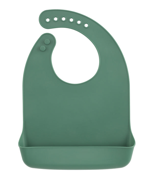 Lille Vilde Bib Toddler Moss by Lille Vilde - Mini Pop Style