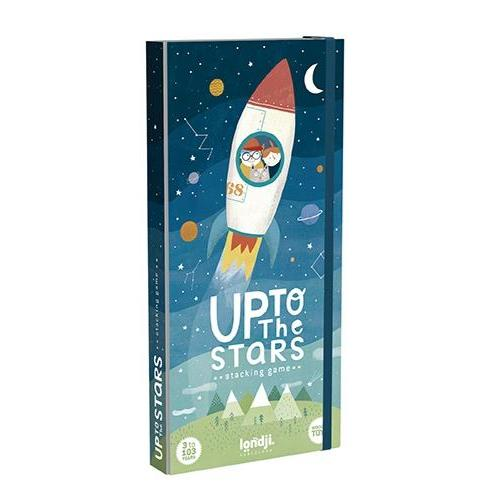 Londji Up to the stars stacking game by Londji - Mini Pop Style