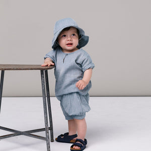 MarMar Alba Baby // Moondust Blue by MarMar - Mini Pop Style
