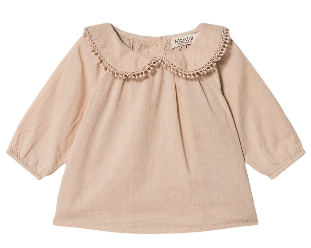 MarMar Tully Blouse // Rose Moon by MarMar - Mini Pop Style