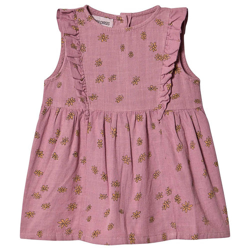 BOBO CHOSES All Over Daisy Ruffle Dress by BOBO CHOSES - Mini Pop Style