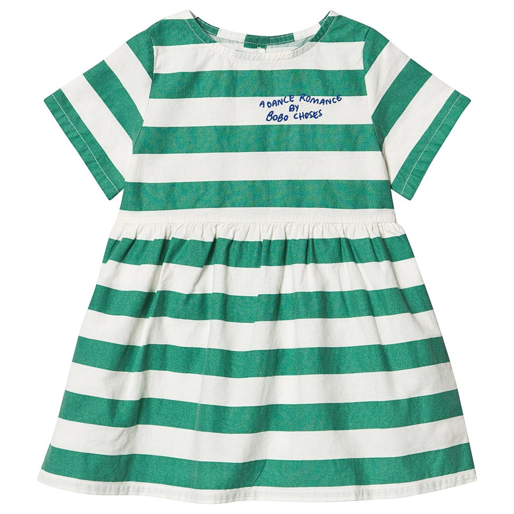 BOBO CHOSES A Dance Romance Striped Dress by BOBO CHOSES - Mini Pop Style