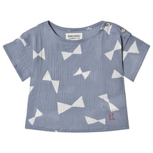 Load image into Gallery viewer, BOBO CHOSES All Over Bow Blouse by BOBO CHOSES - Mini Pop Style