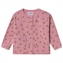 Load image into Gallery viewer, BOBO CHOSES All Over Daisy Buttoned Sweatshirt by BOBO CHOSES - Mini Pop Style