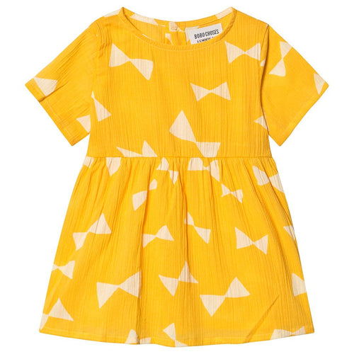 BOBO CHOSES All Over Bow Dress - Mini Pop Style