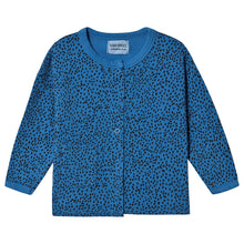 Load image into Gallery viewer, BOBO CHOSES All Over Leopard Buttoned Sweatshirt by BOBO CHOSES - Mini Pop Style