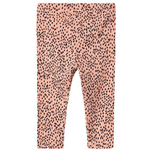 Load image into Gallery viewer, BOBO CHOSES All Over Leopard Pink Leggings by BOBO CHOSES - Mini Pop Style