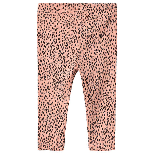 BOBO CHOSES All Over Leopard Pink Leggings by BOBO CHOSES - Mini Pop Style