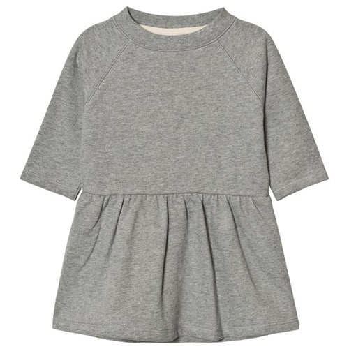 Gray Label Dress // Grey Melange by Gray Label - Mini Pop Style