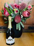 Native Bouquet with Woodsoak Blanc de Noirs