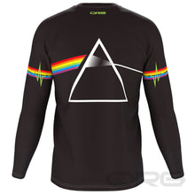 ORG Men's Pink Floyd Technical Long Sleeve Running Shirt