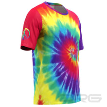 ORG Men's Tie Dye Technical Running Shirt