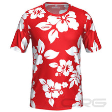 ORG Hawaiian Men's Technical Short Sleeve Running Shirt