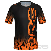 ORG Tiger Stripes Men's Technical Short Sleeve Running Shirt