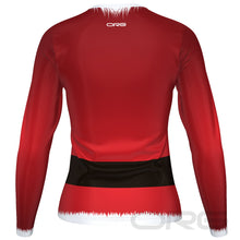 ORG Santa Women's Technical Long Sleeve Running Shirt