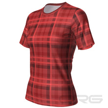 ORG Plaid Tartan Women's Performance T-Shirt