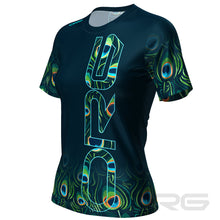 ORG Peacock Women's Performance T-Shirt
