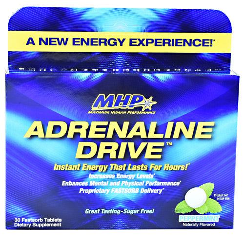 MHP Adrenaline Drive