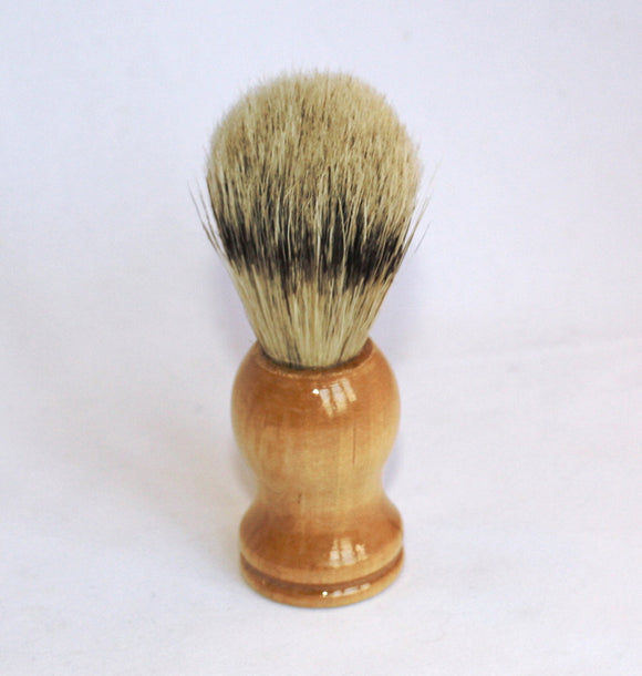 Lambert's Luscious Shaving Brush - Natural Boar Bristle