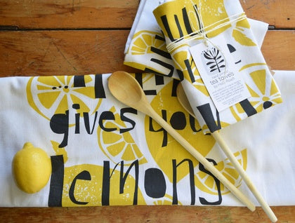 Gin & Tonic Tea Towel - Limited Edition