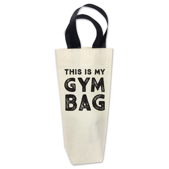 Gym Wine Bag