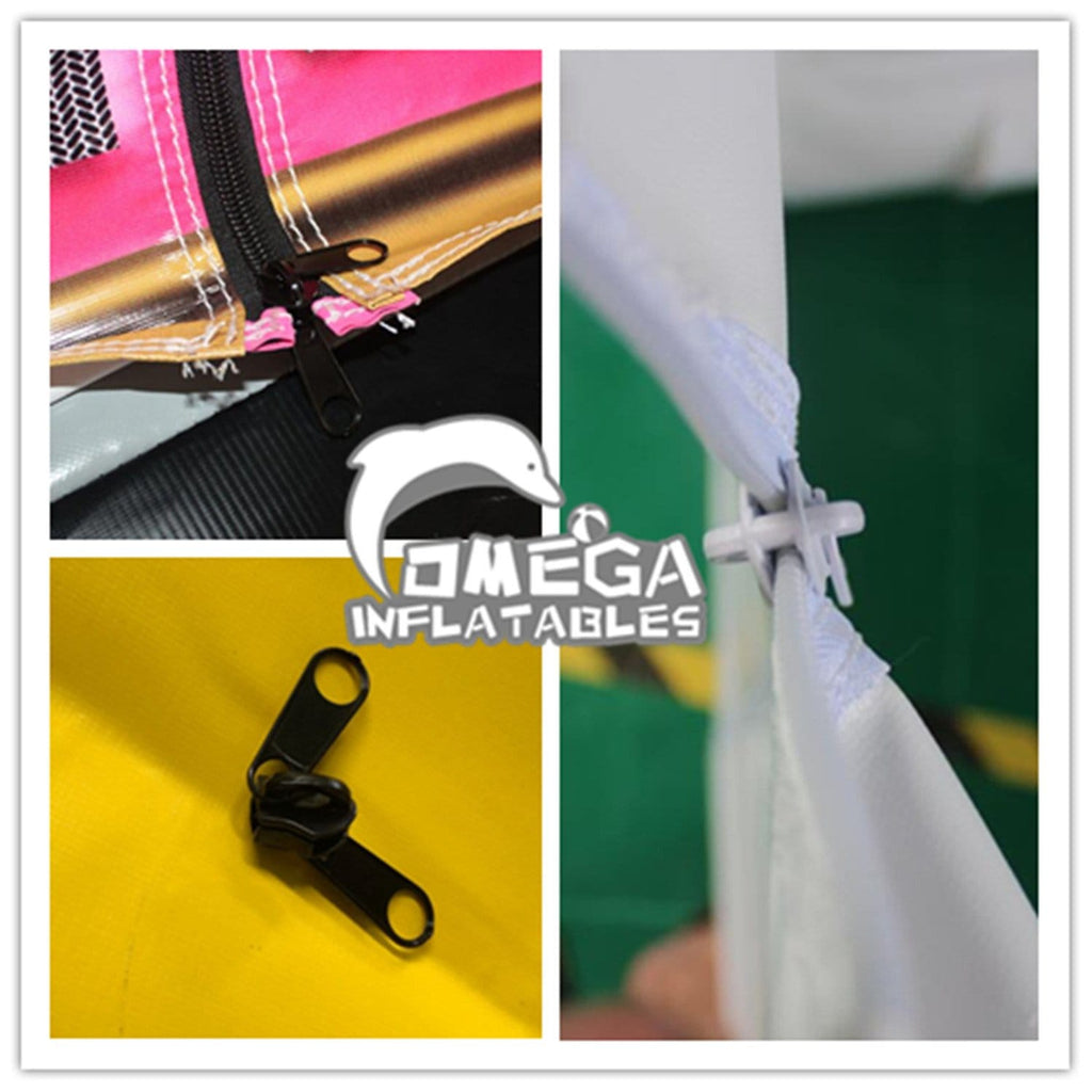 Double-Sided Zipper