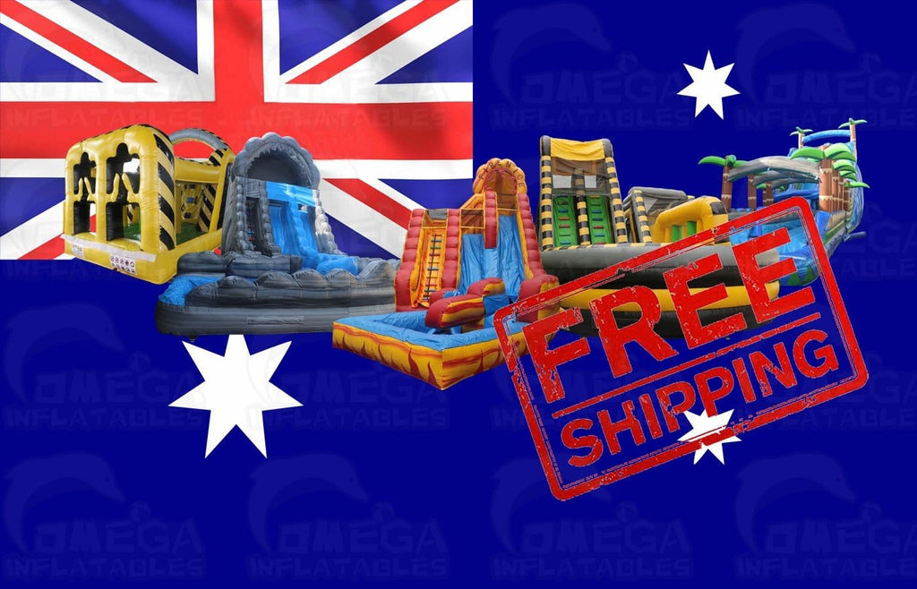 Free Sea Shipping For Australian Customers Who Orders Over $7900