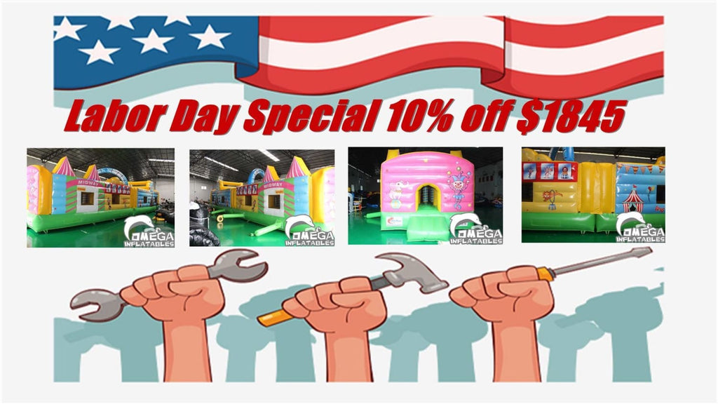 Labor Day special 10% off